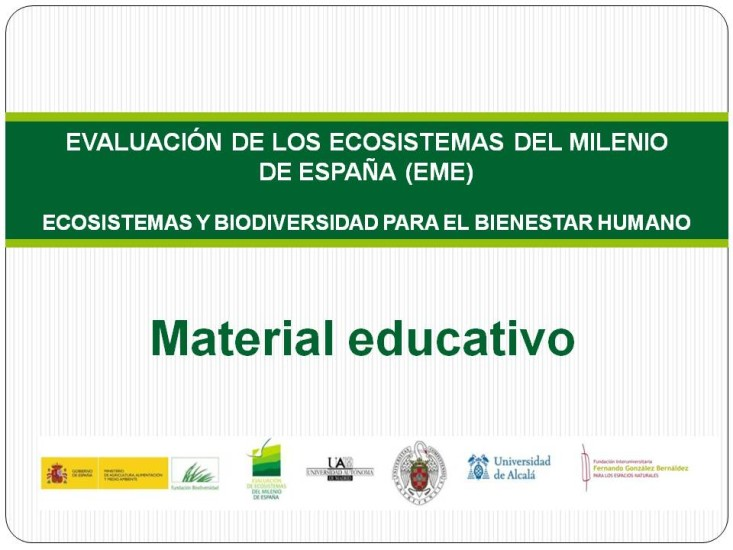 Materiales educativos EME